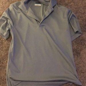 Used pga pro golf polo type shirt